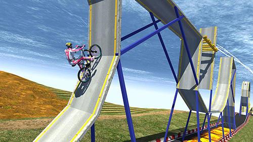 AEN downhill mountain biking für Android
