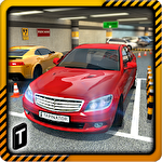 Multi-storey car parking mania 3D icon
