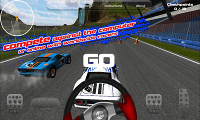 Island Racer für Android