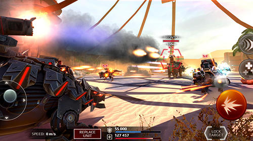 Full metal monsters para Android