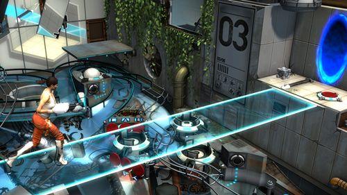 Аркады игры: скачать Portal pinball на телефон