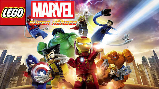 LEGO Marvel super heroes v1.09 скриншот 1