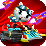Speed drifters: Go kart racing icon