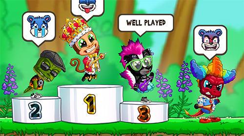 Capturas de tela de Fun run 3: Arena
