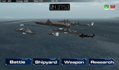 Battleship: Line of battle 2 pour Android