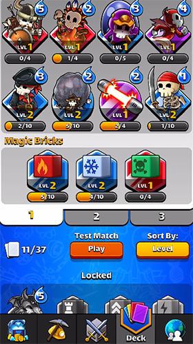 Magischer Blockkrieg herunterladen für BenQ