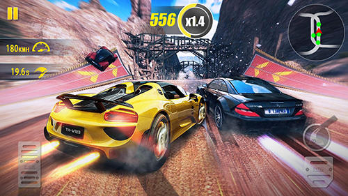 Ultimate drifting: Real road car racing game for Android