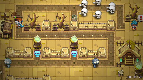 Dungeon delivery für Android