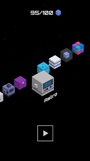 Arcade Cube jump für das Smartphone