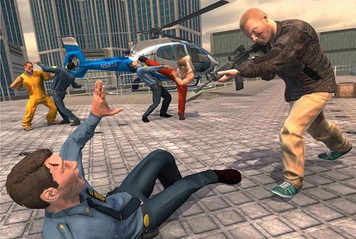 Miami prison escape mission 3D für Android