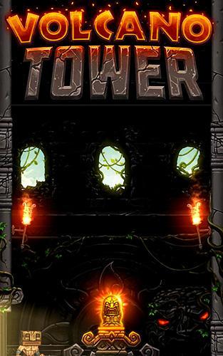 Volcano tower Screenshot