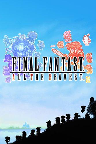 logo Final Fantasy: Die Tapfersten