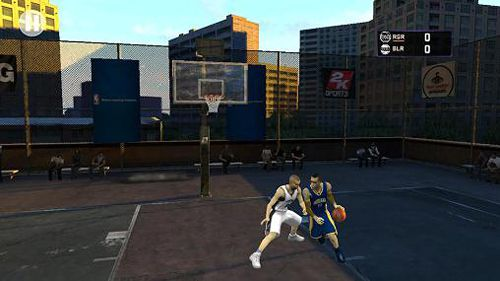NBA 2K16 for iPhone