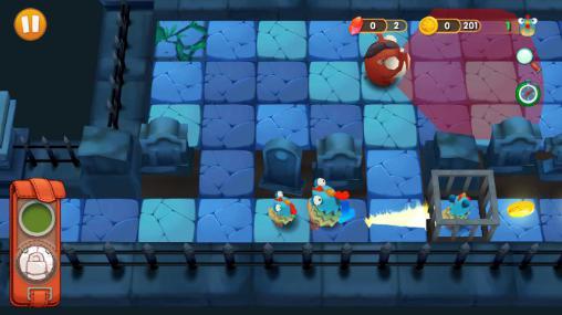 Crazy chicken screenshot 4