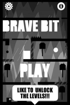 Arcade: Lade Mutiger Bit auf dein Handy herunter
