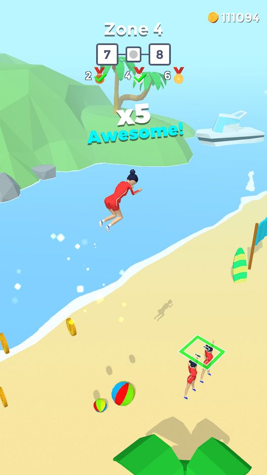 Flip Jump Stack! screenshot 1