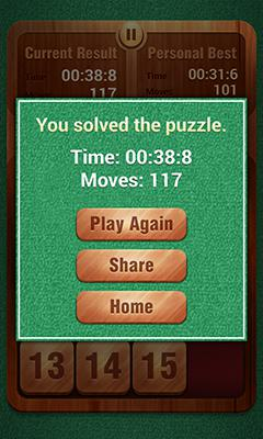 15 Puzzle Challenge для Android