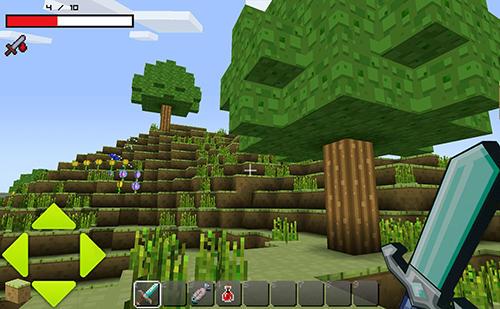 Pixelspiele Goodcraft 2 auf Deutsch