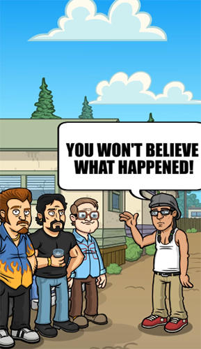 Trailer park boys: Greasy money for iPhone for free
