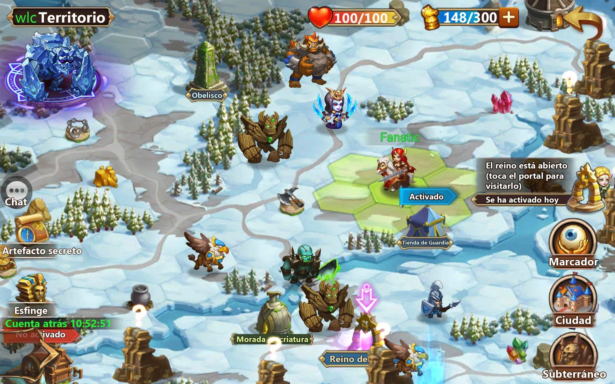 Might & Magic Heroes: Era of Chaos para Android