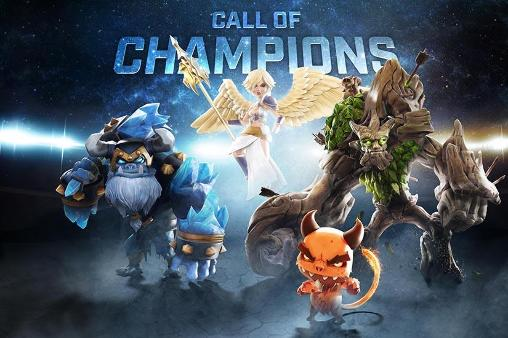 Call of champions icon