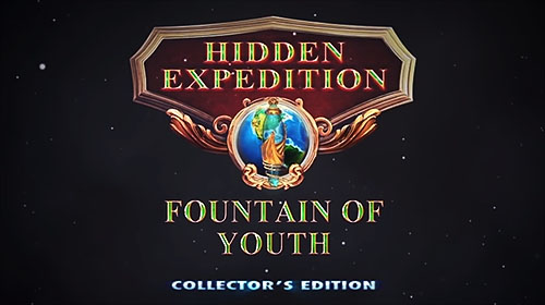 Hidden expedition: The fountain of youth captura de pantalla 1