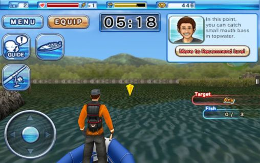 Bass 'n' guide para Android