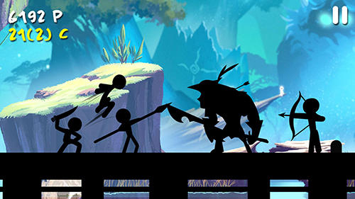 Shadow fighter legend for Android