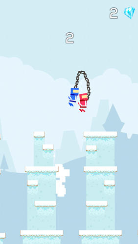 Icy ninja screenshot 3