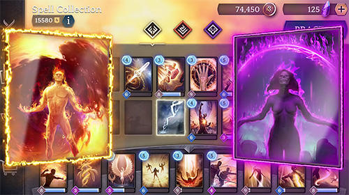 Spellsouls: Duel of legends für Android