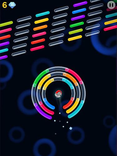 Arcade Smashies: Balls on tap, hop to the top! für das Smartphone