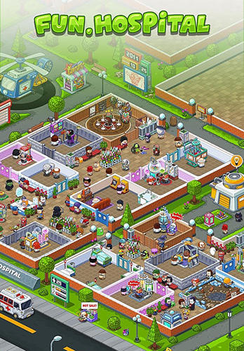 Fun hospital Screenshot