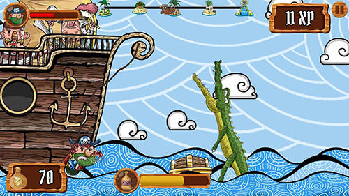 Rope pirate escape für Android