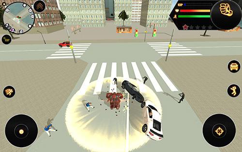 Robot ball captura de tela 1