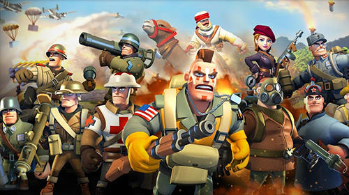 Storm front 1944 для Android