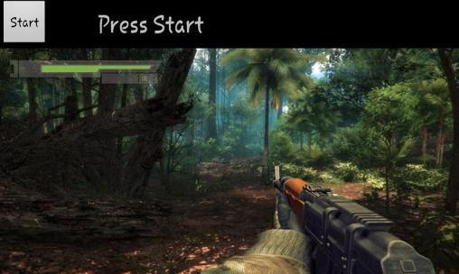 Actionspiele SWAT sniper 3d: Shooter target für das Smartphone