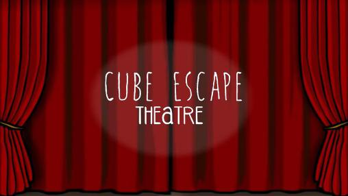 Cube escape: Theatre Screenshot