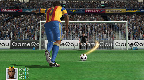 Soccer shootout for Android
