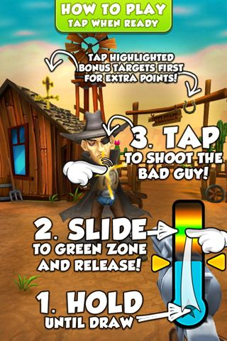 Quick shooter for iPhone for free