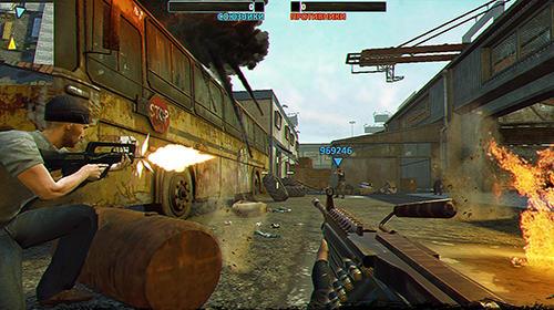 Actionspiele Deathpool online für das Smartphone