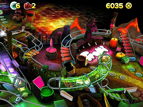 Trolli pinball for Android