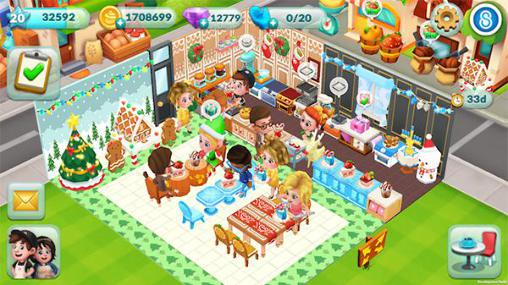 Bakery story 2: Love and cupcakes für Android