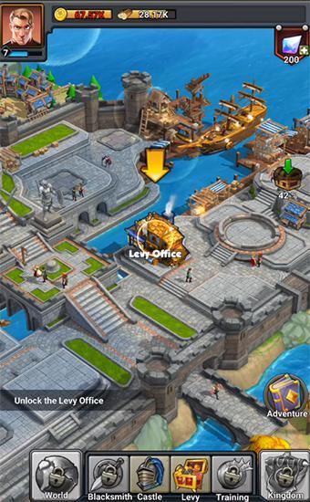 Siege of thrones für Android