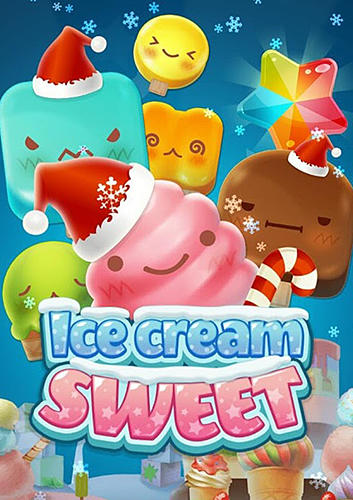 Ice cream sweet Screenshot