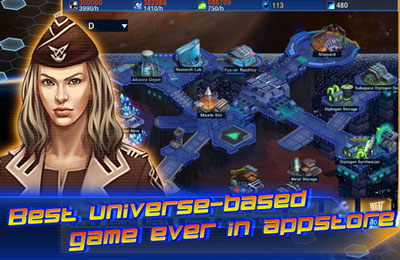 Strategy games: download Cosmos Craft Luxury to your phone