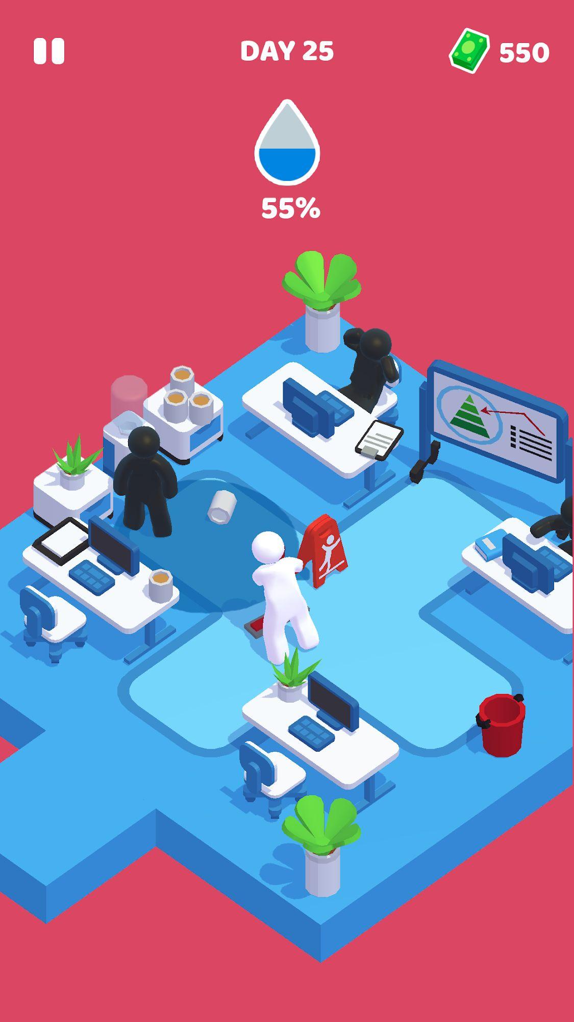 Staff! - Job Game | Real Life Simulator captura de tela 1