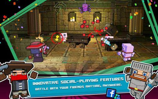 Demon blitz screenshot 2