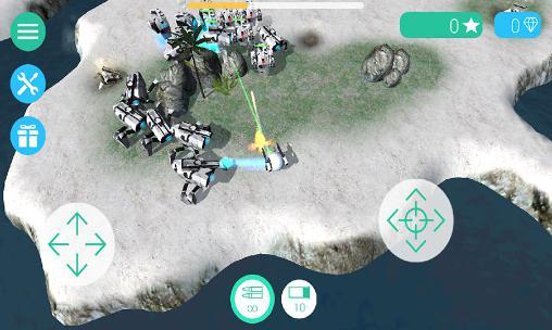 Cybersphere Screenshot