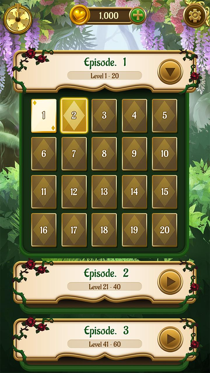 Alice in Puzzleland : Free Match 3 Game screenshot 1