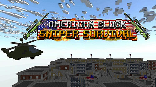 American block sniper survival скриншот 1